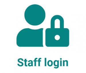 Staff login